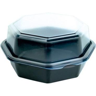 DUNI Octaview Menübox für warme Speisen, 580 ml
