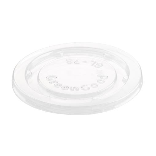 DUNI Deckel aus PLA für Dressingbecher 100/120 ml