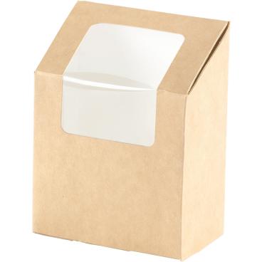 DUNI ecoecho™ Wrap-Pappbox mit Fenster