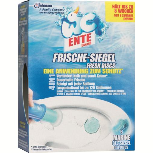 WC-Ente Frische-Siegel Nachfüllpack