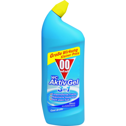 00 WC Aktiv Gel 3in1 WC-Reiniger