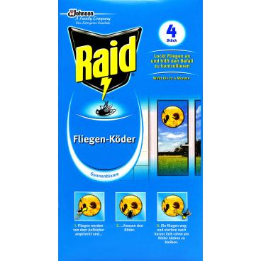 Raid® Fliegen-Köder