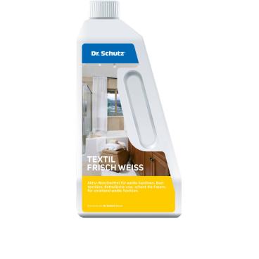 Dr. Schutz® Textil Frisch WEISS Waschmittel
