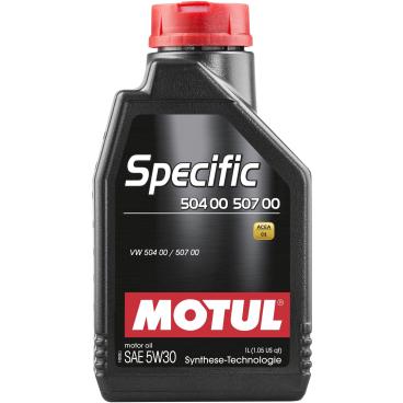 Motul Specific 504 00 - 507 00 5W30 Motorenöl
