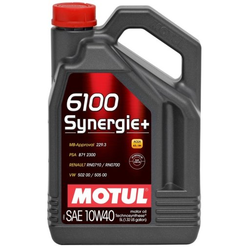 Motul 6100 Synergie+ 10W-40 Motorenöl