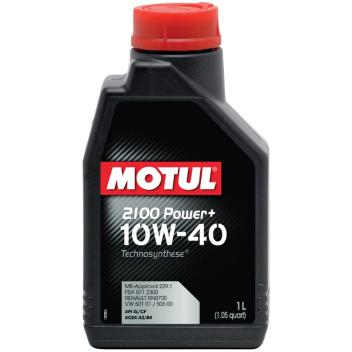 Motul 2100 Power+ 10W-40 Motorenöl