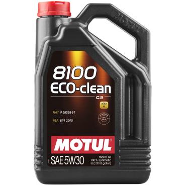 Motul 8100 Eco-clean  5W30 Motorenöl