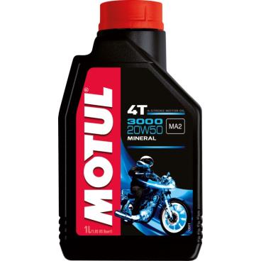 Motul 3000 4T 20W50 Motorenöl