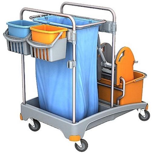 Cleankeeper Gerätewagen I - 5