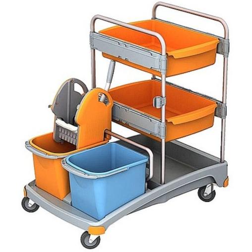 Cleankeeper Gerätewagen I - 11