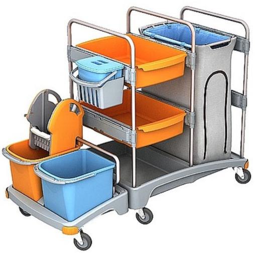 Cleankeeper Systemwagen I - 3