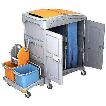 Cleankeeper Hotelwagen I - 1
