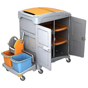 Cleankeeper Hotelwagen I - 2