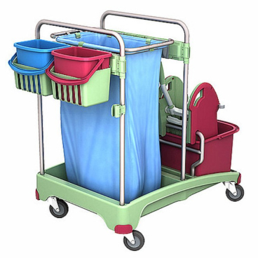 Cleankeeper Antibakterieller Gerätewagen I - 5