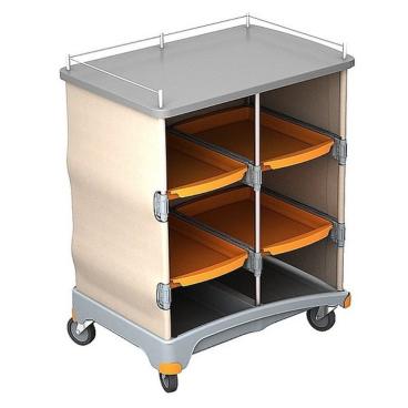 Cleankeeper Hotelwagen III - 1