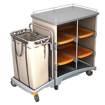 Cleankeeper Hotelwagen III - 2