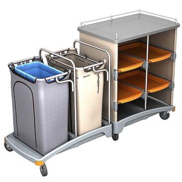 Cleankeeper Hotelwagen III - 3