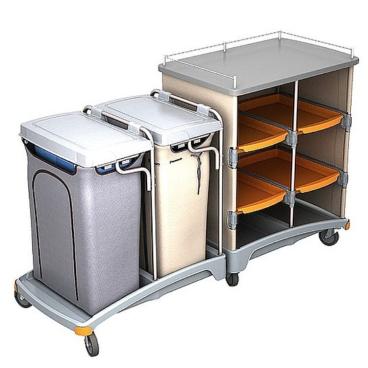 Cleankeeper Hotelwagen III - 4