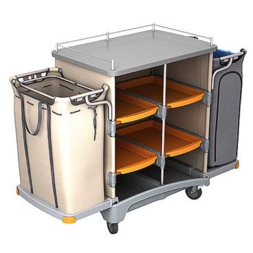 Cleankeeper Hotelwagen III - 5