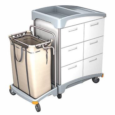 Cleankeeper Hotelwagen III - 7