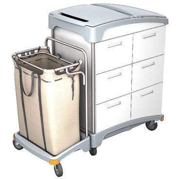 Cleankeeper Hotelwagen III - 8