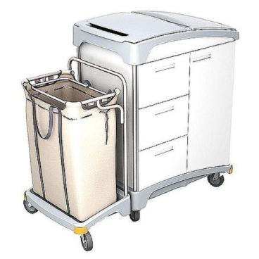 Cleankeeper Hotelwagen III - 9