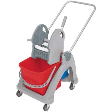 Cleankeeper Einfachfahreimer 3 mit Deichsel