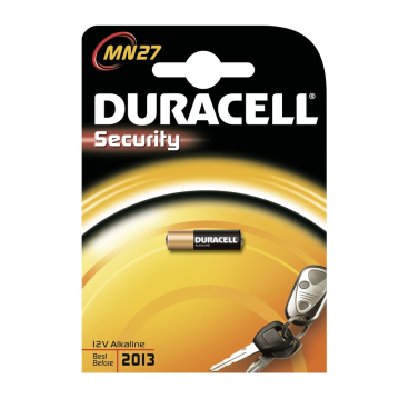 DURACELL Specialty Alkaline MN27 – 12 V