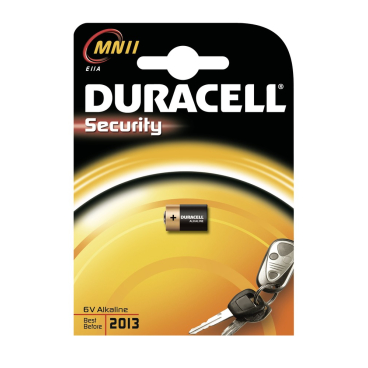 DURACELL MN 11  6V Alkaline