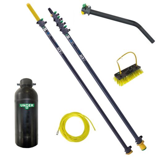UNGER HiFlo™ nLite® Glasfaser Einstiegsset