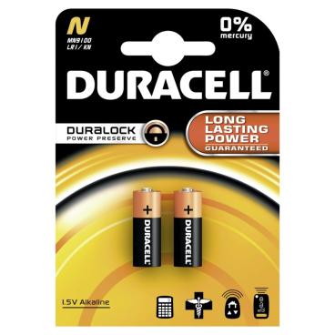 DURACELL Security Alkaline N – 1,5 V