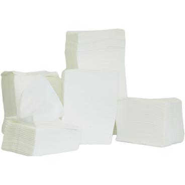 """Papierwischtuch """"Saugfix"""", weiß, 1-lagig, 30 x 38 cm 1 Paket = 700 Tücher"""