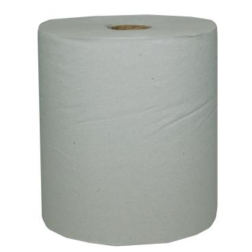 Rollenhandtuchpapier UNIMATIC NATURE 1 Paket = 6 Rollen à 185 Meter