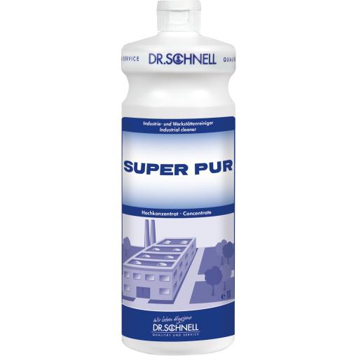 Dr. Schnell SUPER PUR Konzentrat Industriereiniger