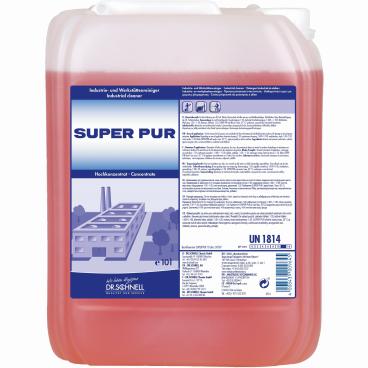 Dr. Schnell SUPER PUR Konzentrat Industriereiniger 10 l - Kanister