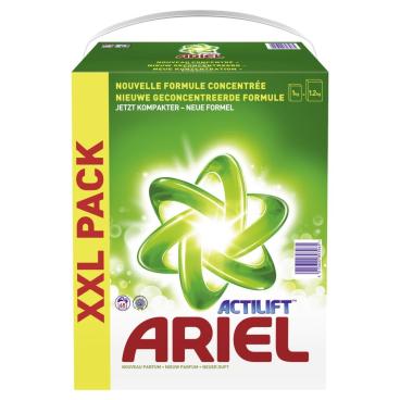 Ariel Pulver Regulär Vollwaschmittel 4,225 kg Tragepackung = ca. 65 Waschladungen