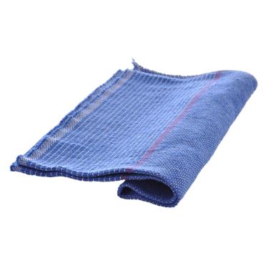 Aufnehmer, Baumwolle, blau 1 Stück
