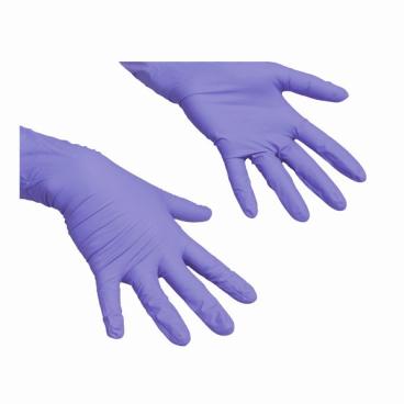 Vileda Professional LiteTuff Nitril-Einmalhandschuh, ungepudert