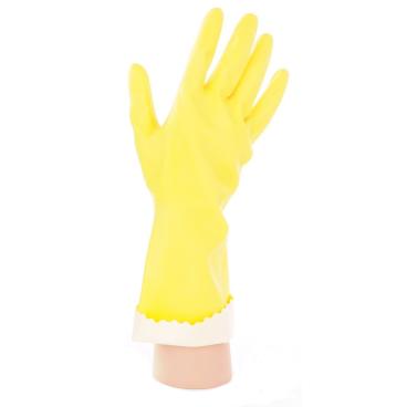 Hochwertige Gummi-Handschuhe aus Naturlatex