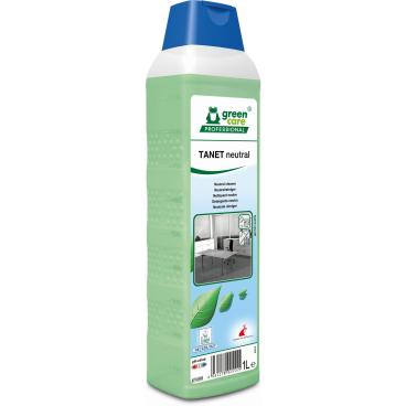 TANA green care TANET neutral Unterhaltsreiniger 1000 ml - Flasche