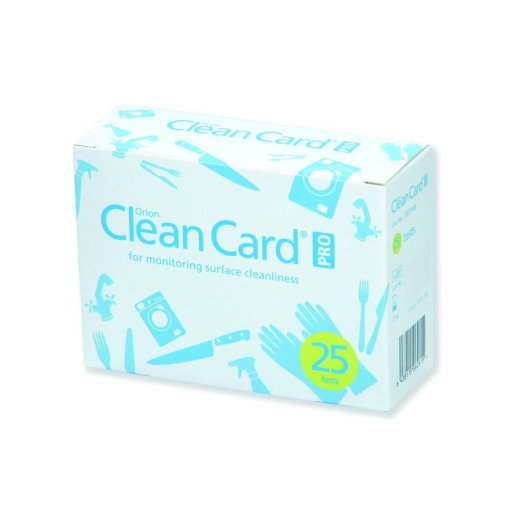 Clean Card® PRO Starter-Kit Abreibetest