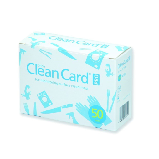 Clean Card® PRO Pack Abreibetest