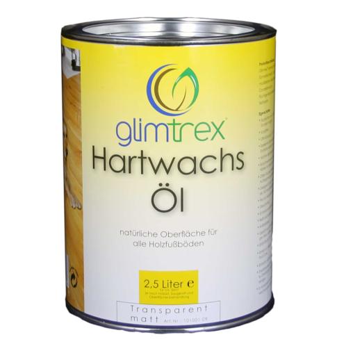 Glimtrex Hartwachsöl - seidenmatt