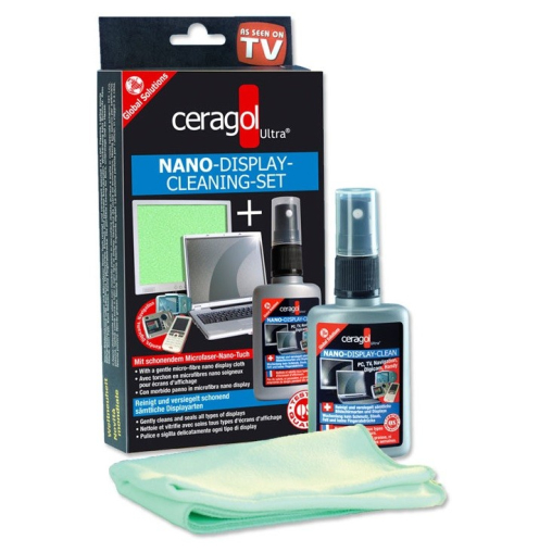 ceragol ultra® Nano Display Cleaning Set