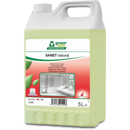 TANA green care SANET natural Sanitärreiniger
