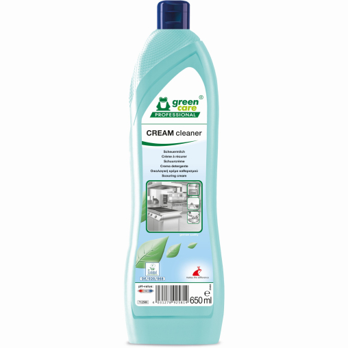 TANA green care CREAM cleaner Scheuermilch
