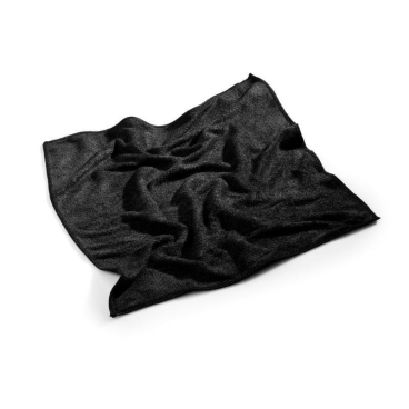 MEGA Clean Professional Stretch light Microfasertuch, 40 x 40 cm Farbe: schwarz