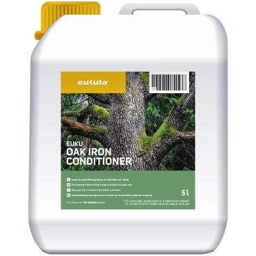 eukula® Euku oak iron conditioner Vorbehandlungsmittel