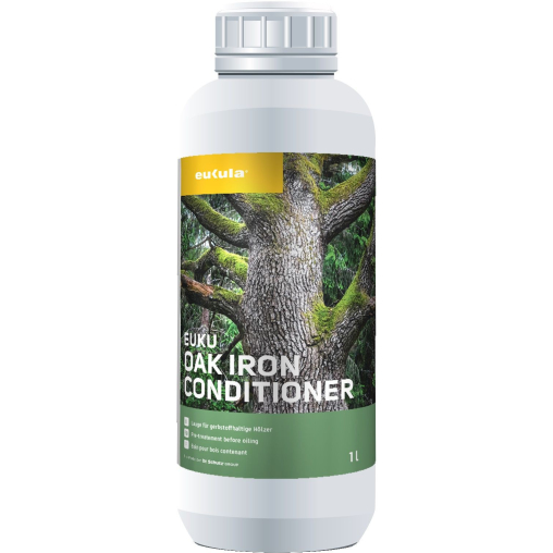 eukula® Euku oak iron conditioner Vorbehandlungsmittel