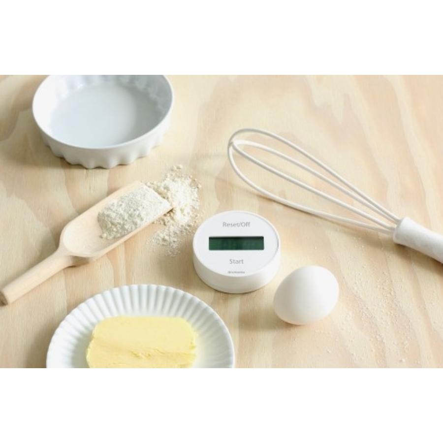 Brabantia magnetischer Küchen-Timer, Farbe: White online kaufen ...